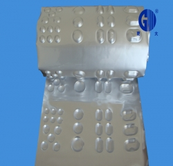 Cold stamping forming solid composite hard film